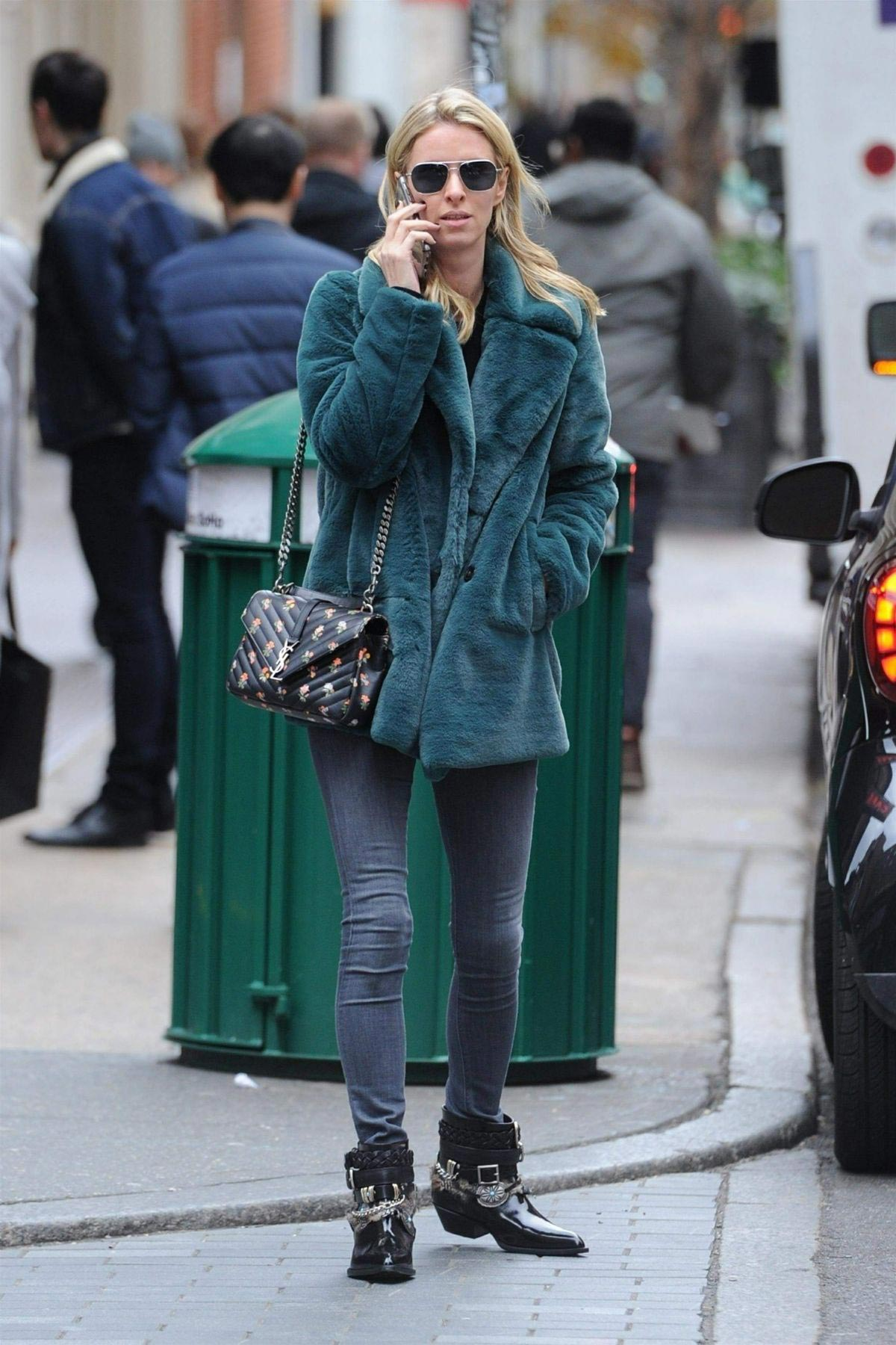 Nicky Hilton Out and About in New York 2018/11/27 1