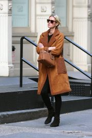 Nicky Hilton Out and About in New York 2018/11/19 2
