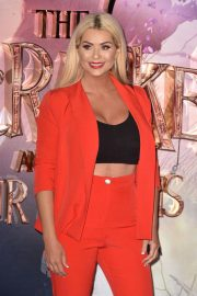 Nicola McLean at The Nutcracker and the Four Realms Premiere in London 2018/11/01 6