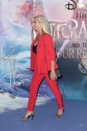 Nicola McLean at The Nutcracker and the Four Realms Premiere in London 2018/11/01 8