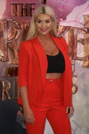 Nicola McLean at The Nutcracker and the Four Realms Premiere in London 2018/11/01 9