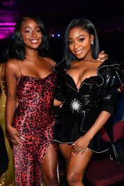 Normani at Bet Presents: 2018 Soul Train Awards in Las Vegas 2018/11/17 4