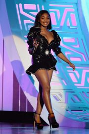 Normani at Bet Presents: 2018 Soul Train Awards in Las Vegas 2018/11/17 5