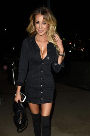 Olivia Attwood at Menagerie Bar and Restaurant in Manchester 2018/11/03 4