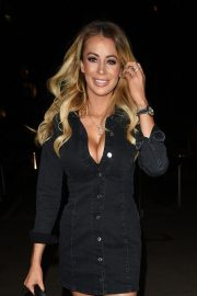 Olivia Attwood at Menagerie Bar and Restaurant in Manchester 2018/11/03 7
