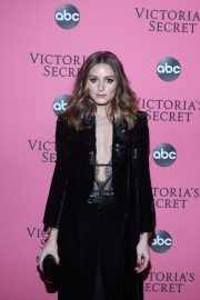 Olivia Palermo at VS Fashion Show Afterparty in New York 2018/11/07 2