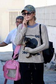 Paris Hilton Out with Her Dog in Beverly Hills 2018/11/02 5