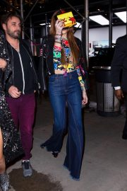 Paris Jackson Night Out in New York 2018/11/13 2