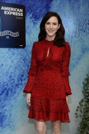 Rachel Brosnahan at Kicks Off Holidays and Keeps it Simple with American Express Cash Magnet Card in New York 2018/11/26 3