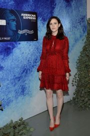 Rachel Brosnahan at Kicks Off Holidays and Keeps it Simple with American Express Cash Magnet Card in New York 2018/11/26 6