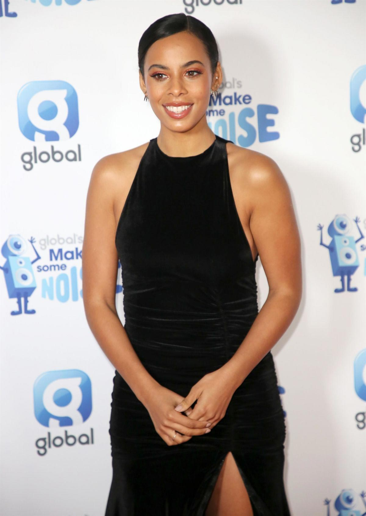 Rochelle Humes at Make Some Noise Charity 2018 in London 2018/11/20 1