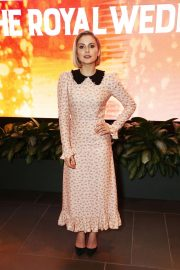 Rose McIver at A Christmas Prince: The Royal Wedding Special Screening in Los Angeles 2018/11/16 4