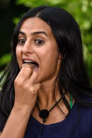 Sair Khan at I'm a Celebrity Get Me out of Here 2018/11/28 6