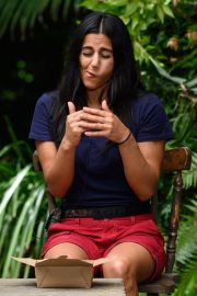 Sair Khan at I'm a Celebrity Get Me out of Here 2018/11/28 9