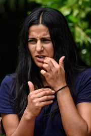 Sair Khan at I'm a Celebrity Get Me out of Here 2018/11/28 10