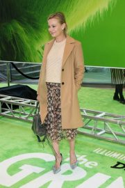 Samantha Mathis at The Grinch Premiere in New York 2018/11/03 4
