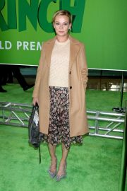 Samantha Mathis at The Grinch Premiere in New York 2018/11/03 6