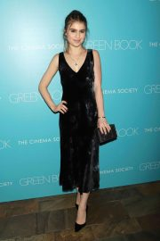 Sami Gayle at Green Book Premiere in New York 2018/11/13 3