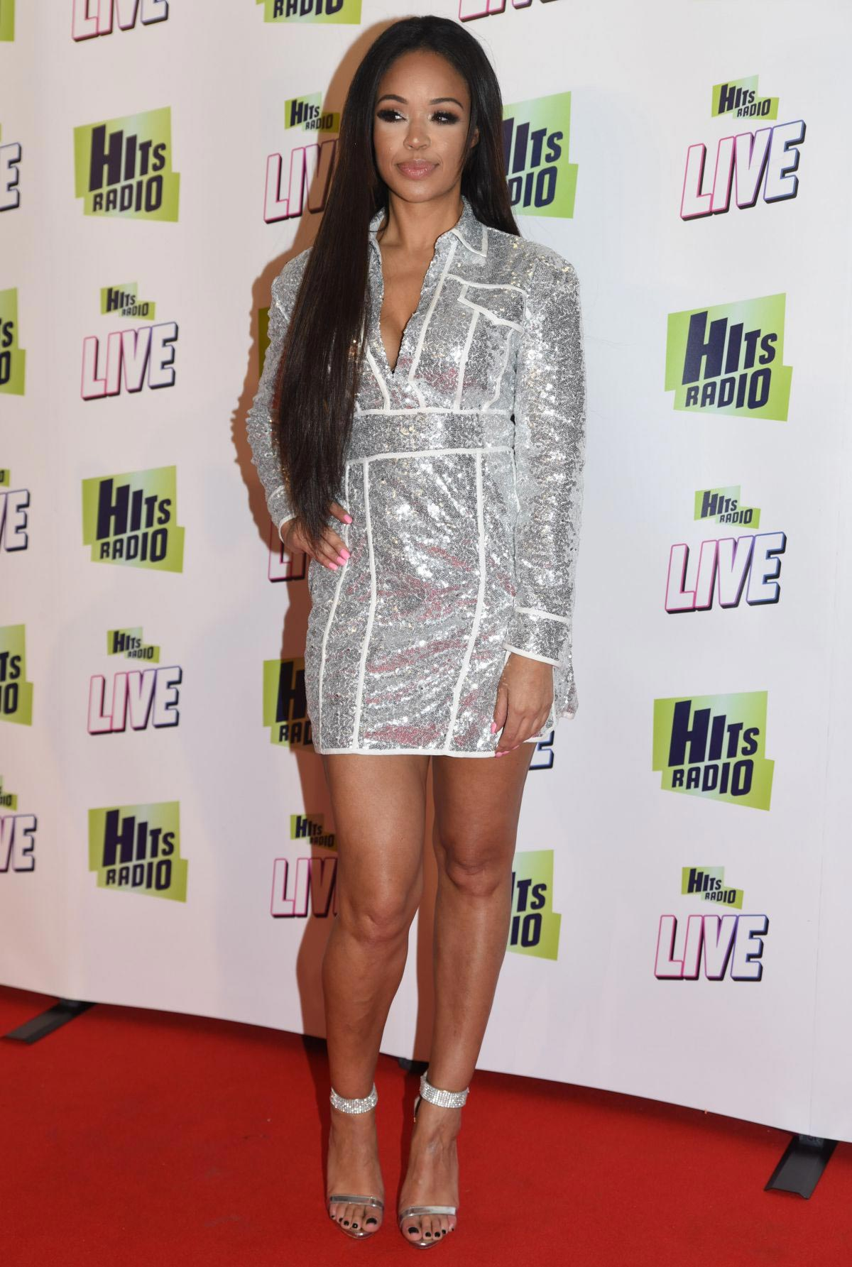 Sarah-Jane Crawford at 2018 Hits Radio Live Event in Manchester 2018/11/25 1