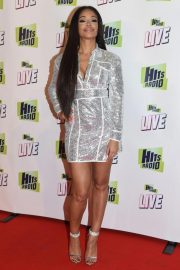 Sarah-Jane Crawford at 2018 Hits Radio Live Event in Manchester 2018/11/25 2