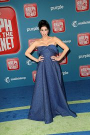 Sarah Silverman at Ralph Breaks the Internet Premiere in Hollywood 2018/11/05 4