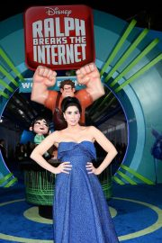 Sarah Silverman at Ralph Breaks the Internet Premiere in Hollywood 2018/11/05 6