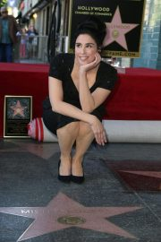 Sarah Silverman Honored with Star on Hollywood Walk of Fame 2018/11/09 1