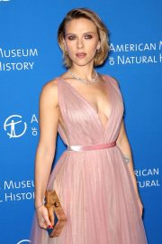 Scarlett Johansson at American Museum of Natural History Gala in New York 2018/11/15 1
