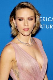 Scarlett Johansson at American Museum of Natural History Gala in New York 2018/11/15 3
