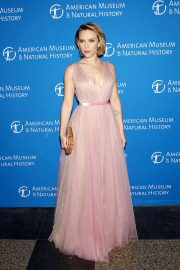 Scarlett Johansson at American Museum of Natural History Gala in New York 2018/11/15 6