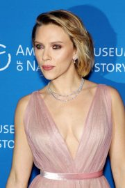 Scarlett Johansson at American Museum of Natural History Gala in New York 2018/11/15 7