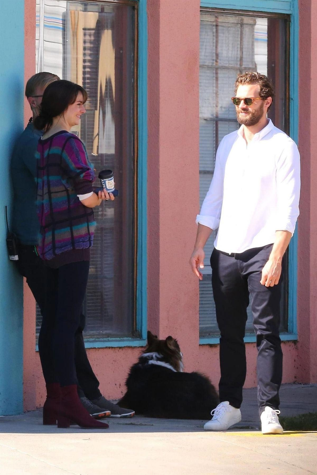 Shailene Woodley on the Set of Drake Doremus Drama in Los Angeles 2018/11/27 1