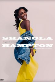 Shanola Hampton in Bello Magazine, February 2018 2