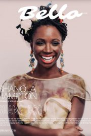 Shanola Hampton in Bello Magazine, February 2018 6
