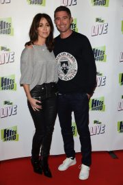 Sheree Murphy at Hits Radio Live in Manchester 2018/11/25 2