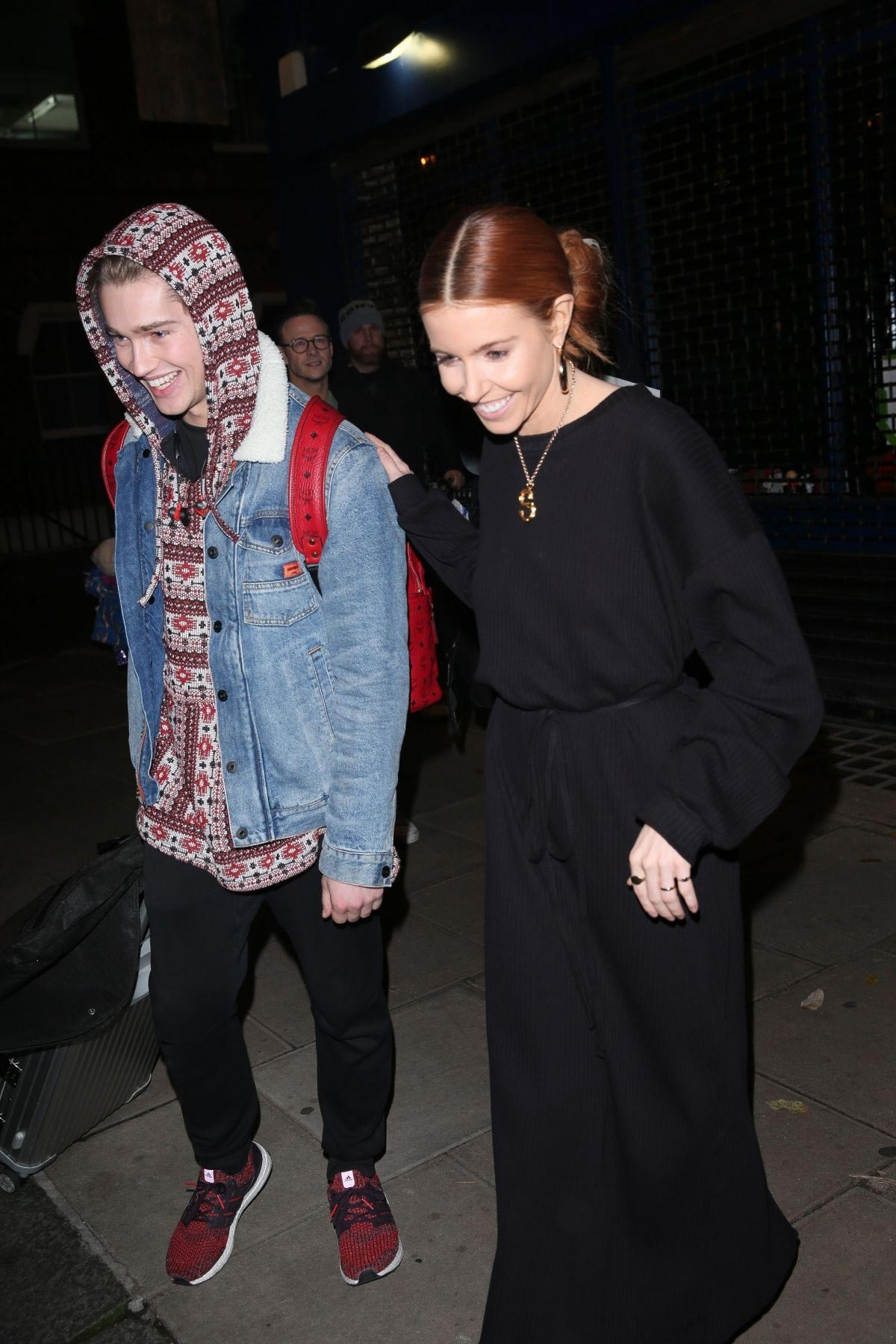 Stacey Dooley Leaves Strictly Come Dancing: It Takes Two in London 2018/11/23 1