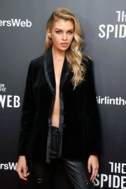 Stella Maxwell at The Girl in the Spider's Web Screening in New York 2018/11/04 5