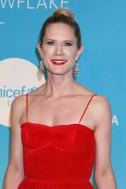 Stephanie March at UNICEF USA 2018 Snowflake Ball in New York 2018/11/27 1