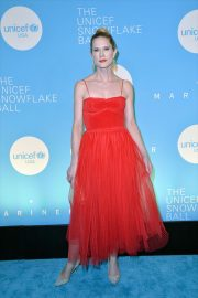 Stephanie March at UNICEF USA 2018 Snowflake Ball in New York 2018/11/27 7