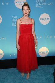 Stephanie March at UNICEF USA 2018 Snowflake Ball in New York 2018/11/27 9