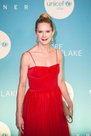 Stephanie March at UNICEF USA 2018 Snowflake Ball in New York 2018/11/27 10