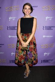 Sutton Foster at My One and Only Benefit Performance at Roundabout Theatre in New York 2018/11/12 1