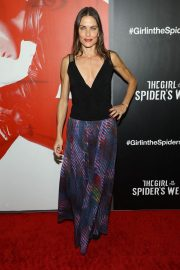 Tara Westwood at The Girl in the Spider's Web Screening in New York 2018/11/04 4
