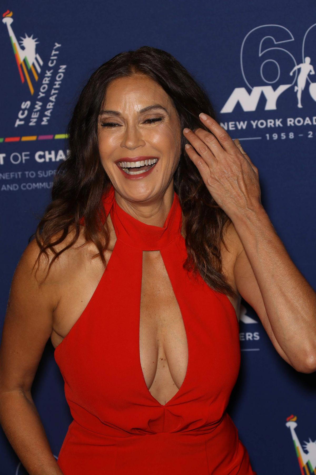 Teri Hatcher at New York Road Runners Night of Champions 2018/11/02 1