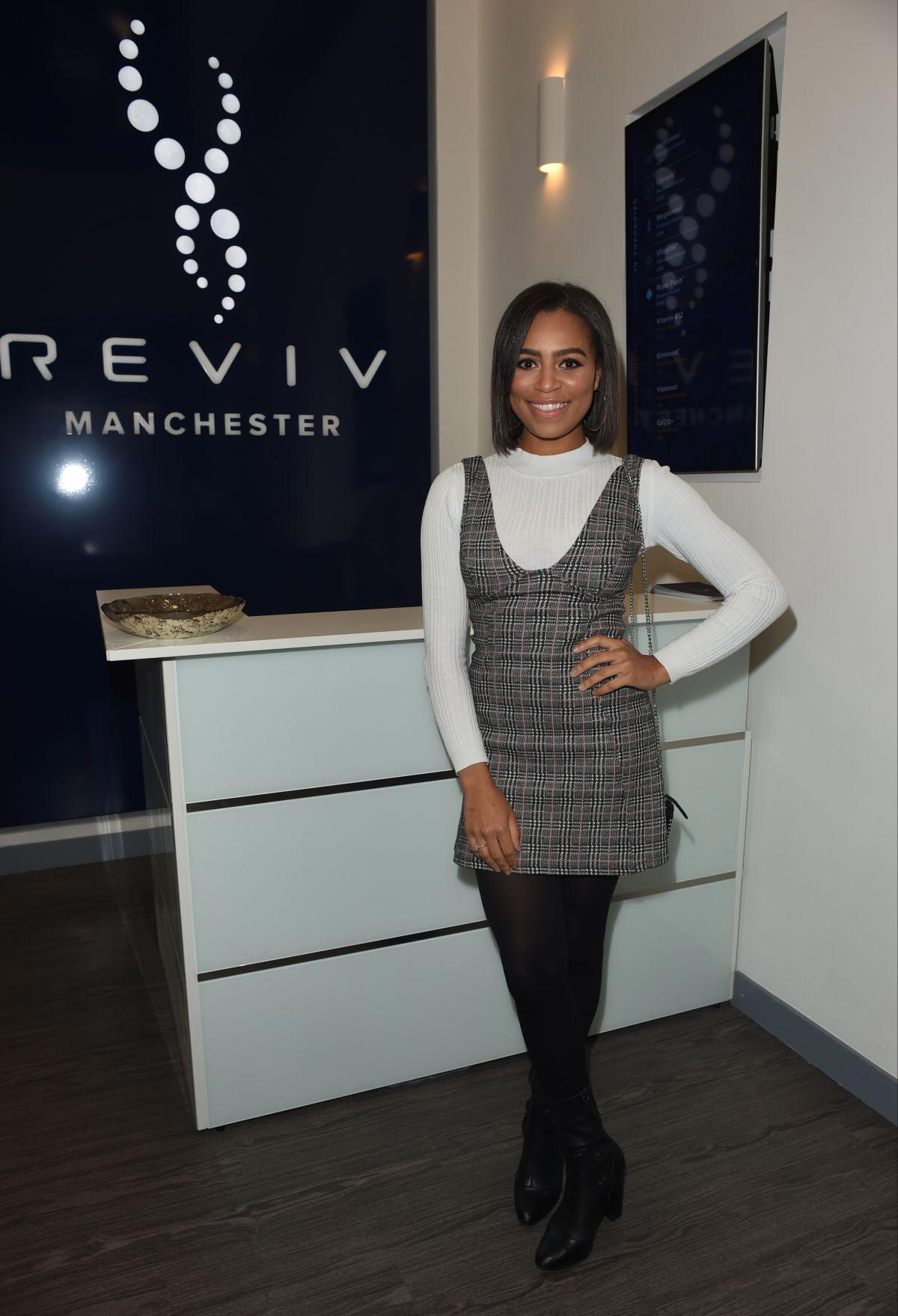 Tisha Merry at Reviv in Manchester 2018/11/23 1