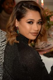 Vanessa White and Nicola Roberts at Intimate Dinner for Lindex in London 2018/11/22 1