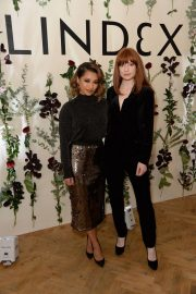 Vanessa White and Nicola Roberts at Intimate Dinner for Lindex in London 2018/11/22 3