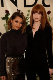 Vanessa White and Nicola Roberts at Intimate Dinner for Lindex in London 2018/11/22 10