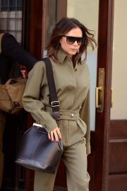 Victoria Beckham Leaves Her Hotel in New York 2018/11/27 2