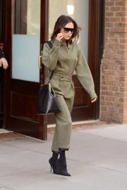 Victoria Beckham Leaves Her Hotel in New York 2018/11/27 4